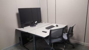PML 204B - Small Videoconference Studio