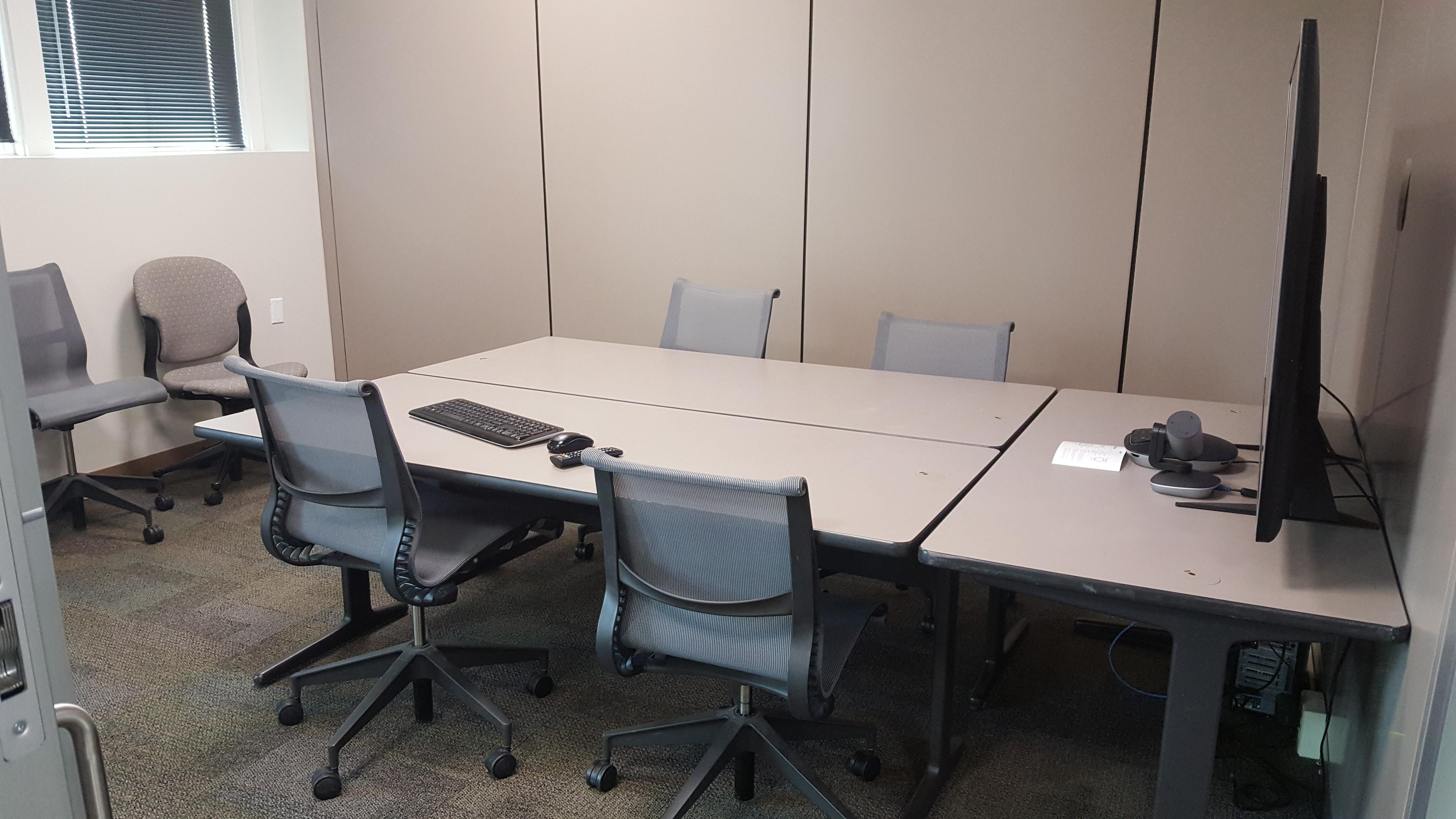 PML 204C - Large Videoconference Studio